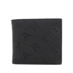 BVLGARI【ブルガリ】 8105 二つ折り財布(小銭入れあり) キャンバス メンズ