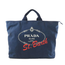 PRADA【プラダ】 2VG022 トートバッグ キャンバス ユニセックス