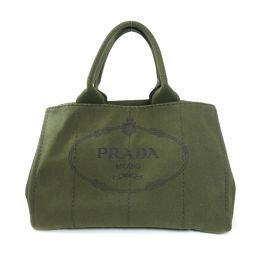 PRADA【プラダ】 BN2642 トートバッグ キャンバス レディース