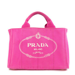 PRADA【プラダ】 BN2439 ハンドバッグ キャンバス レディース