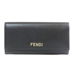 FENDI【フェンディ】 長財布(小銭入れあり) レザー レディース