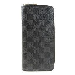 LOUIS VUITTON【ルイ・ヴィトン】 N63095 長財布(小銭入れあり) ダミエキャンバス メンズ