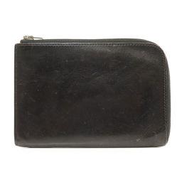 HERMES【エルメス】 二つ折り財布(小銭入れなし) レザー ユニセックス