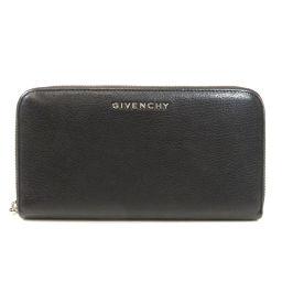 GIVENCHY【ジバンシー】 長財布(小銭入れあり) レザー レディース