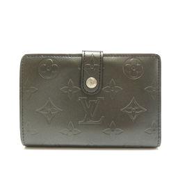 LOUIS VUITTON【ルイ・ヴィトン】 M65152 二つ折り財布(小銭入れあり) モノグラムマット レディース