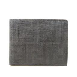 FENDI【フェンディ】 二つ折り財布(小銭入れあり) PVC メンズ