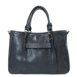 Longchamp【ロンシャン】 ハンドバッグ レザー レディース