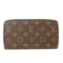 LOUIS VUITTON【ルイ・ヴィトン】 M41896 長財布(小銭入れあり) モノグラムキャンバス ユニセックス