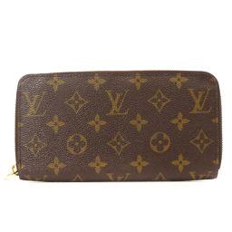LOUIS VUITTON【ルイ・ヴィトン】 M42616 長財布(小銭入れあり) モノグラムキャンバス ユニセックス