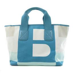 BALLY【バリー】 ハンドバッグ キャンバス レディース