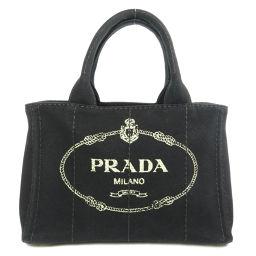 PRADA【プラダ】 ハンドバッグ キャンバス レディース