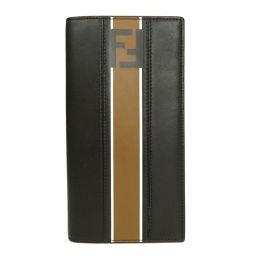 FENDI【フェンディ】 7M0186 A1R2 長財布(小銭入れあり) レザー メンズ