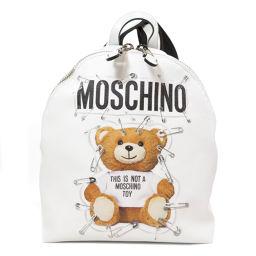 MOSCHINO【モスキーノ】 リュック・デイパック PVC レディース