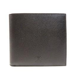 LOEWE【ロエベ】 二つ折り財布(小銭入れあり) カーフ メンズ