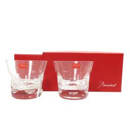 Baccarat【バカラ】 ロックグラス クリスタルガラス ユニセックス