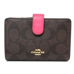 COACH【コーチ】 F23553 8031 二つ折り財布(小銭入れあり) PVC レディース