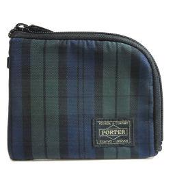 PORTER【ポーター】 二つ折り財布(小銭入れあり)  ユニセックス
