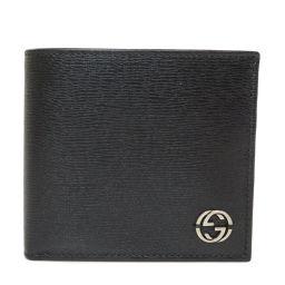 GUCCI【グッチ】 256336 二つ折り財布(小銭入れあり) レザー ユニセックス