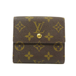 LOUIS VUITTON【ルイ・ヴィトン】 M61654 二つ折り財布(小銭入れあり) モノグラムキャンバス レディース