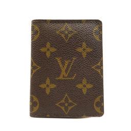 LOUIS VUITTON【ルイ・ヴィトン】 M66541 カードケース モノグラムキャンバス ユニセックス