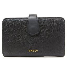 BALLY【バリー】 二つ折り財布(小銭入れあり) レザー ユニセックス