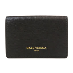 BALENCIAGA【バレンシアガ】 二つ折り財布(小銭入れあり) カーフ レディース
