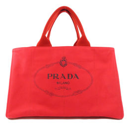 PRADA【プラダ】 8090 トートバッグ キャンバス レディース
