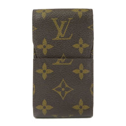 LOUIS VUITTON【ルイ・ヴィトン】 M63024 シガレットケース モノグラムキャンバス ユニセックス