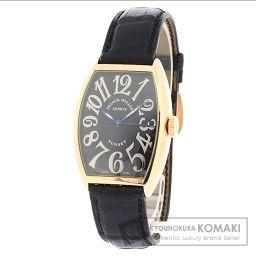FRANCK MULLER【フランクミュラー】 サンセット 5850SC 腕時計 2708/アリゲーター/アリゲーター メンズ
