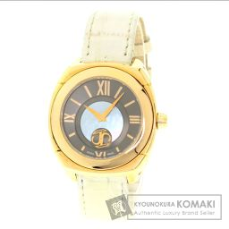 SAINT HONORE【サントノーレ】 オスマンミディアム 腕時計 GP/革/革 ボーイズ
