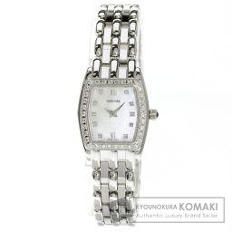 Concord【コンコルド】 ベゼルダイヤモンド 腕時計 /18WG/18WG レディース