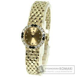 Baume & Mercier【ボーム&メルシェ】 サファイヤ/ダイヤモンド 腕時計 2702/ダイヤモンド/サファイヤ レディース