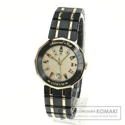 CORUM【コルム】 アドミラルズカップ 腕時計 SS レディース