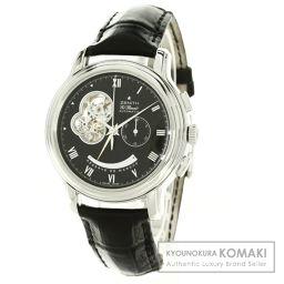 ZENITH【ゼニス】 腕時計 ステンレススチール/レザー/レザー メンズ