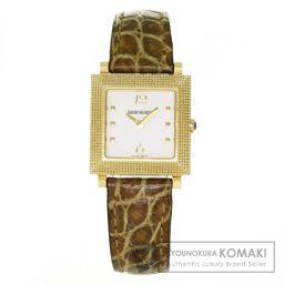 Boucheron【ブシュロン】 ディアマン 腕時計 2702/クロコダイル/クロコダイル レディース