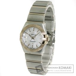 OMEGA【オメガ】 7633 腕時計 K18ピンクゴールド/SS/SS レディース