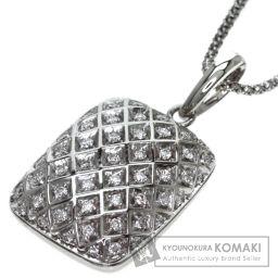 Damiani【ダミアーニ】 ダイヤモンド ネックレス 2702/K18WG/K18WG レディース