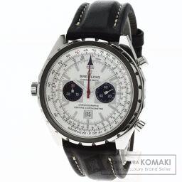 BREITLING【ブライトリング】 クロノマチック 腕時計 2844/革/革 メンズ