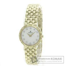 WALTHAM【ウォルサム】 ダイヤモンド 腕時計 2702/GP/GP レディース