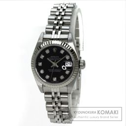 ROLEX【ロレックス】 デイトジャスト 腕時計 K18ホワイトゴールド/SS/SS レディース