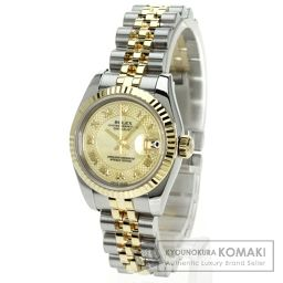 ROLEX【ロレックス】 7705 腕時計 K18イエローゴールド/SS/SS レディース