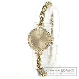 WALTHAM【ウォルサム】 腕時計 K18イエローゴールド/K18YG/K18YGダイヤモンド レディース