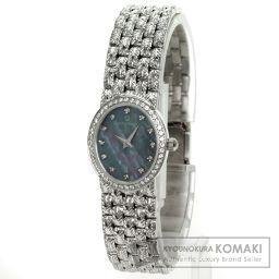Eterna【エテルナ】 腕時計 K18ホワイトゴールド レディース