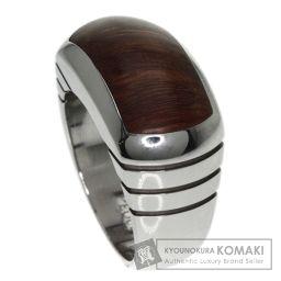 Pequignet【ペキネ】 マサイ リング・指輪 ステンレススチール/木製/木製 レディース