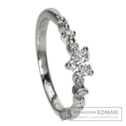 SELECT JEWELRY【セレクトジュエリー】 ダイヤモンド リング・指輪 プラチナPT900 レディース