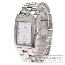 Baume & Mercier【ボーム&メルシェ】 ハンプトン 腕時計 ステンレス/SS/SS メンズ