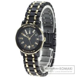 CORUM【コルム】 アドミラルズカップ 腕時計 2702/SS/SS レディース