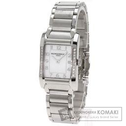Baume & Mercier【ボーム&メルシェ】 腕時計 ステンレススチール/SS/SSダイヤモンド メンズ