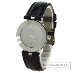 CENTURY【センチュリー】 1Pダイヤモンド 腕時計 SS/リザード/リザード ボーイズ