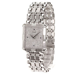 PIAGET【ピアジェ】 腕時計 K18ホワイトゴールド/K18WG/K18WG メンズ